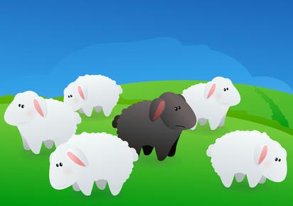 Selbstkontrolle gegen Schwarze Schafe